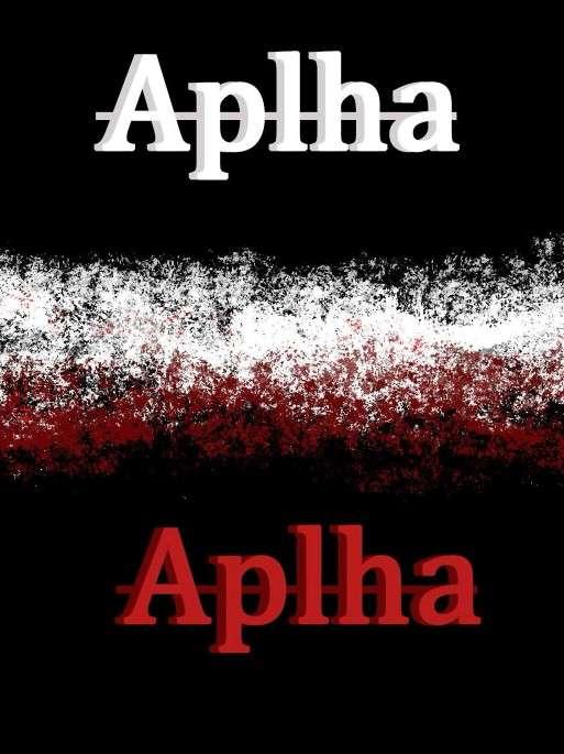 Alpha他过于撩人